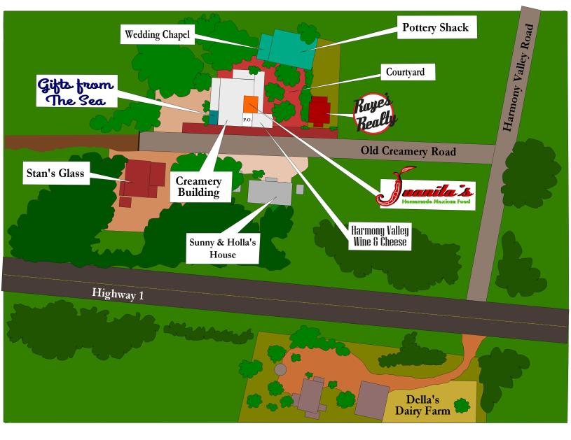Harmony Map